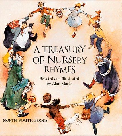 9780735810082: Treasury of Nursery Rhymes,