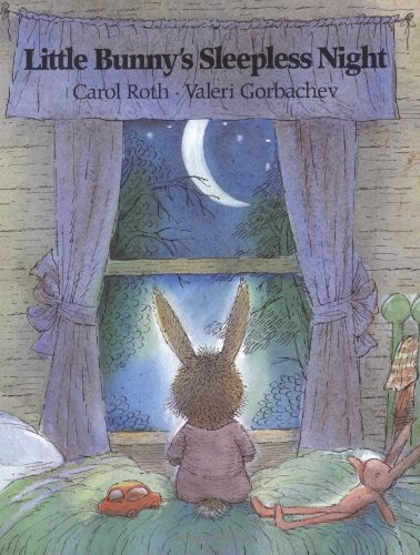 9780735810693: Little Bunny's Sleepless Night