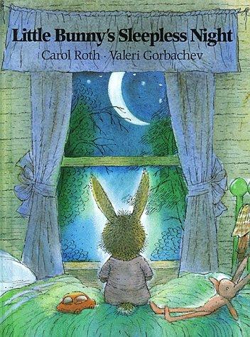 9780735810709: Little Bunny's Sleepless Night