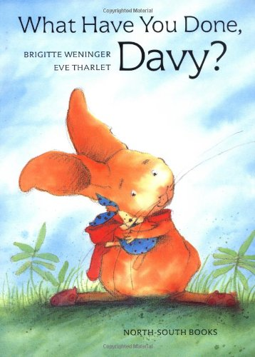 What Have You Done, Davy? (0735810826) by Brigitte Weninger