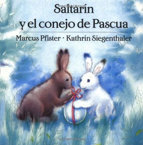 9780735810938: Saltarin y El Conejo de Pascua (Sp (Spanish Edition)