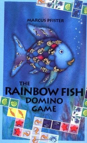 9780735811300: Rainbow Fish Domino Game, The