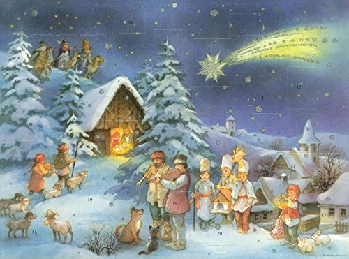 9780735811621: Holy Night Advent Calendar