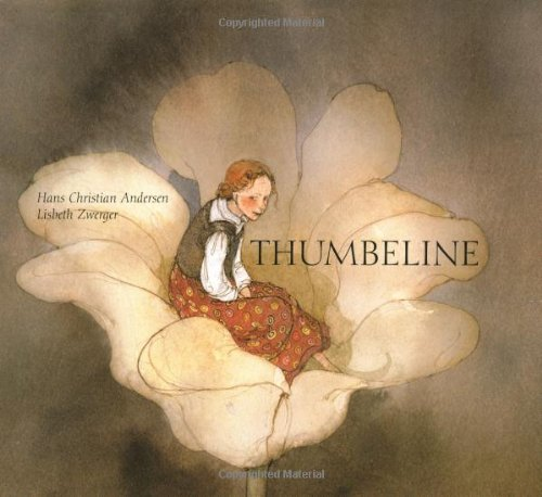 9780735812130: Thumbelina (A Michael Neugebauer book)