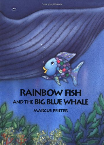 9780735812147: Rainbow Fish and the Big Blue Whale Big Book