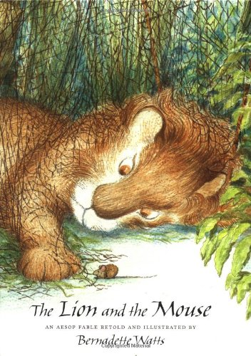 9780735812208: The Lion and the Mouse: A Fable by Aesop