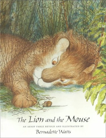 9780735812215: The Lion and the Mouse: An Aesop Fable