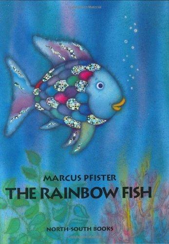 9780735812321: The Rainbow Fish Mini-Book
