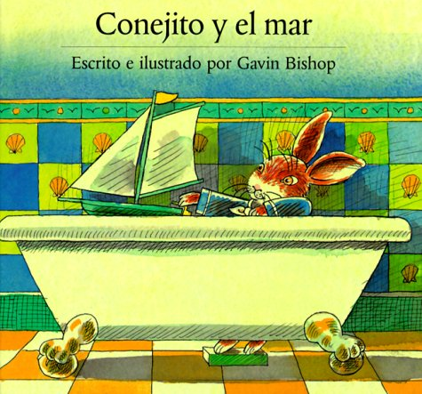 9780735813137: Conejito y el Mar: Little Rabbit and the Sea (Spanish Edition)