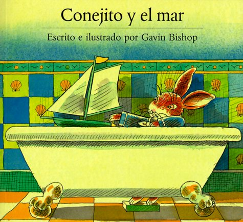 9780735813144: Conejito y el Mar: Little Rabbit and the Sea (Spanish Edition)