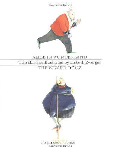 The Wizard of Oz and Alice in: Lewis Carroll; L