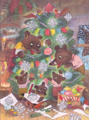 9780735813496: Bear Family Christmas Advent