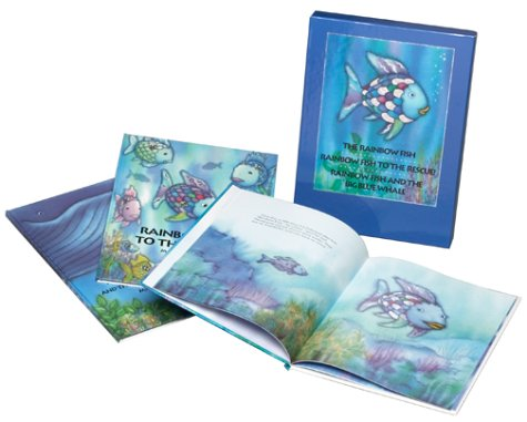 9780735813557: The Adventures of Rainbow Fish--A Deluxe Boxed Edition