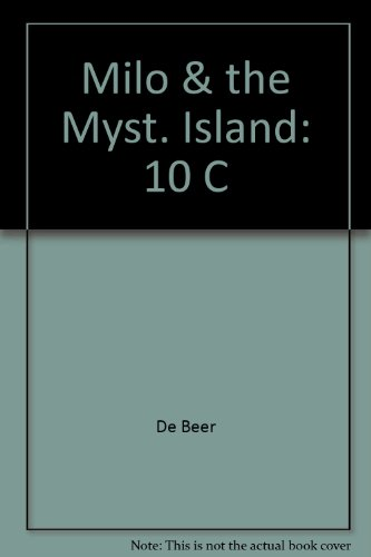 9780735813694: Milo and the Mysterious Island 10-C