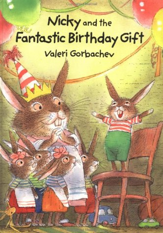 9780735813793: Nicky and the Fantastic Birthday Le