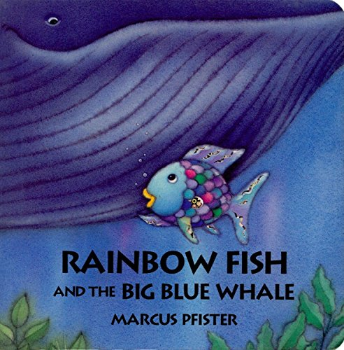 Rainbow fish by marcus pfister abebooks for Rainbow fish and the big blue whale