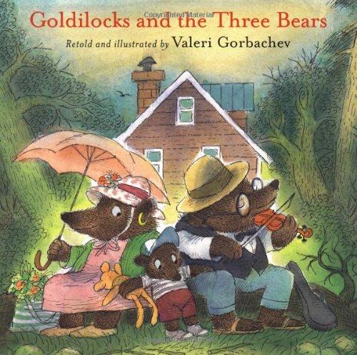 9780735814387: Goldilocks and the Three Bears