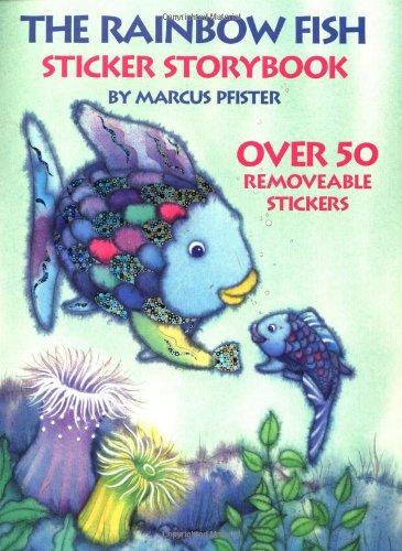 9780735814547: Rainbow Fish Sticker Storybook, The