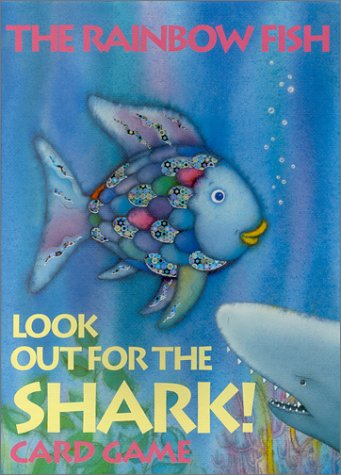 9780735814660: Rainbow Fish Look Out For the Shark! Card Game