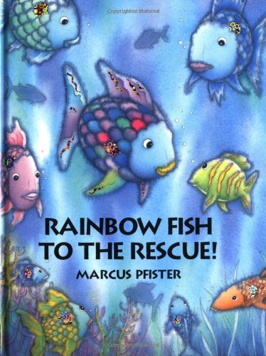 9780735814813: Rainbow Fish to the Rescue! Mini Book