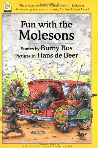 Fun with the Molesons: Burny Bos