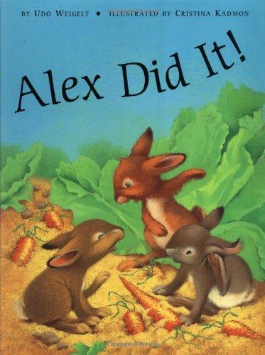 9780735815780: Alex Did It!