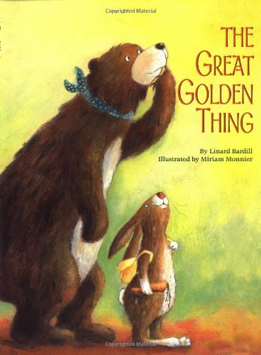 The Great Golden Thing (A Michael Neugebauer: Bardill, Linard; Bardill,