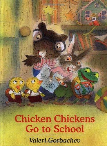 9780735816008: Chicken Chickens Go to School