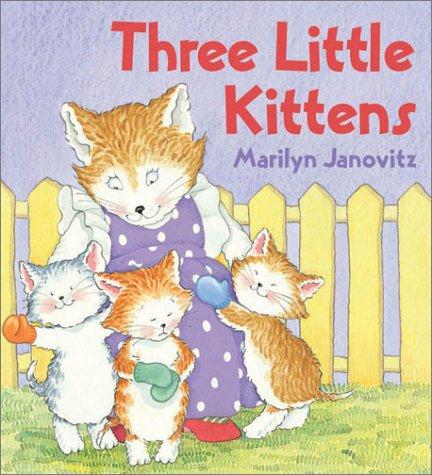9780735816428: Three Little Kittens