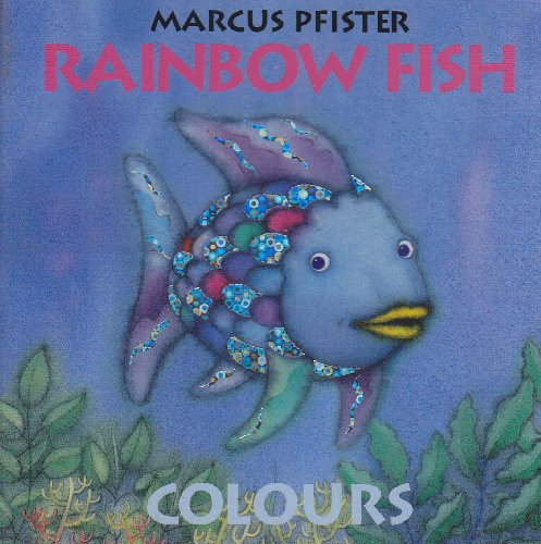 9780735816527: Colours (Rainbow Fish (North-South Books)) (French Edition)