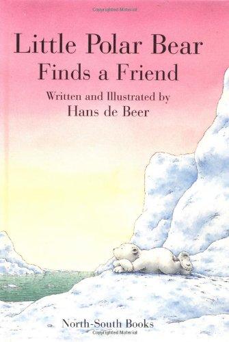 9780735816626: Little Polar Bear Finds a Friend Mini Book and Audio Cassette