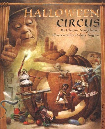 9780735816831: Halloween Circus at the Graveyard Lawn