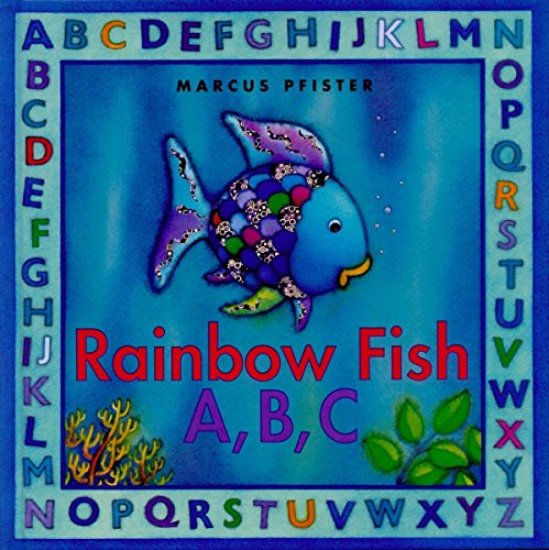 Rainbow Fish A, B, C (0735817146) by Pfister, Marcus