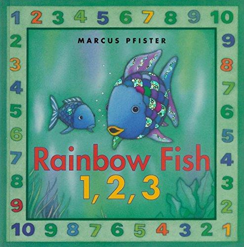 9780735817166: Rainbow Fish 1,2,3