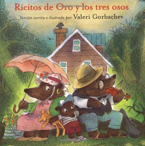 9780735817777: Ricitos de Oro y los Tres Osos (Cheshire Studio Book)