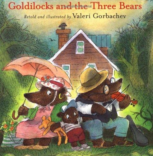 9780735817821: Goldilocks and the Three Bears