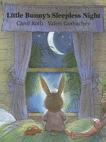 9780735818040: Little Bunny's Sleepless Night
