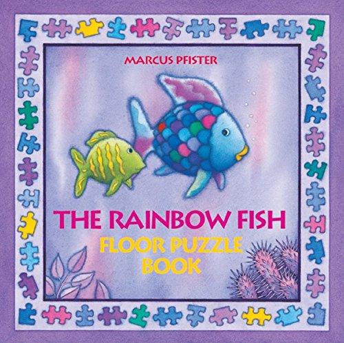 9780735818378: The Rainbow Fish Floor Puzzle Book