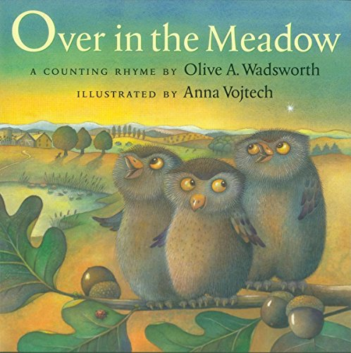 9780735818712: Over in the Meadow: A Counting Rhyme (Cheshire Studio Book)