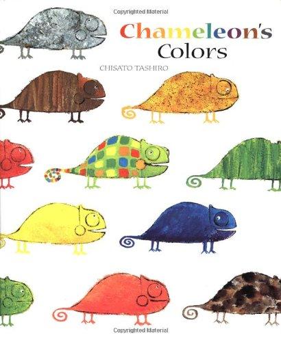 9780735818873: Chameleon's Colours (Michael Neugebauer Books (Hardcover))