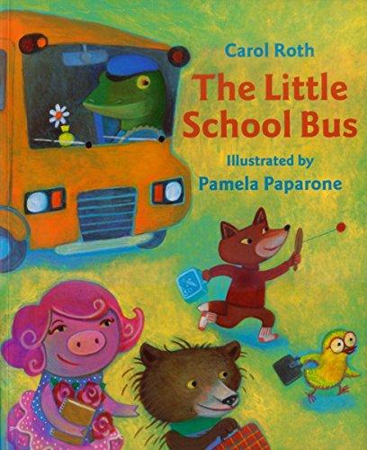 9780735819054: The Little School Bus