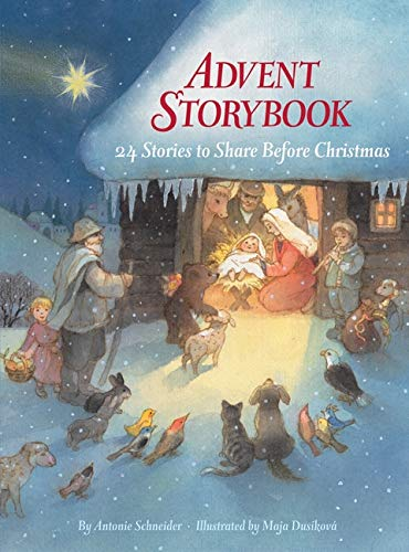9780735819634: Advent Storybook