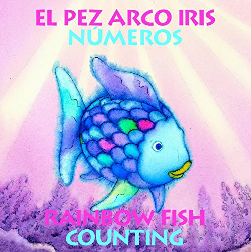 9780735819795: Rainbow Fish Counting/Numeros (Bilingual) (Spanish and English Edition)
