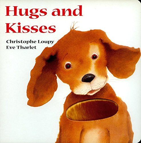 9780735820197: Hugs and Kisses (Touch and Feel)