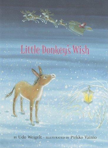 9780735820319: Little Donkey's Wish