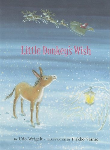9780735820319: Little Donkey's Wish