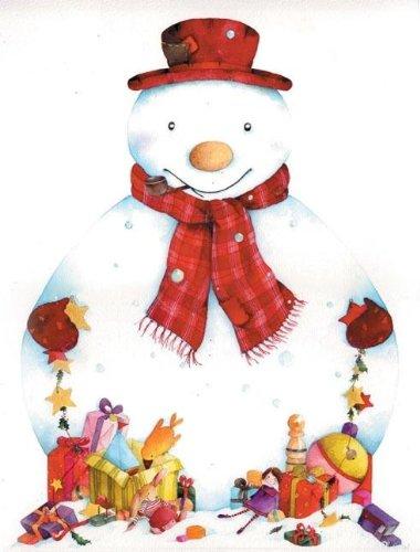 9780735820821: Snowman 3d Advent Calendar