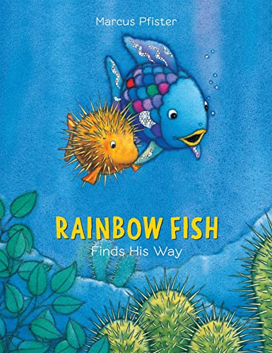 9780735820845: Rainbow Fish Finds His Way