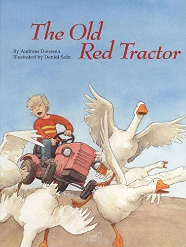 The Old Red Tractor Dierssen, Andreas; Sohr,