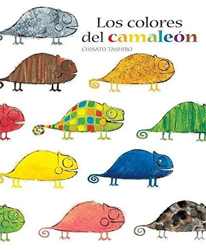 9780735821040: Los colores del camaleon (Spanish Edition)